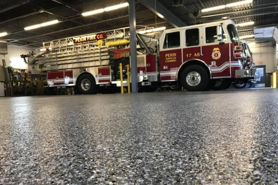 The 3 Main Benefits of Resurfacing Commercial Concrete Floors…