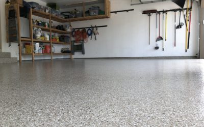 Some Ballpark Estimates Of How Much It Will Cost To Re-coat Your Concrete Garage Floor With Signature Coatings…