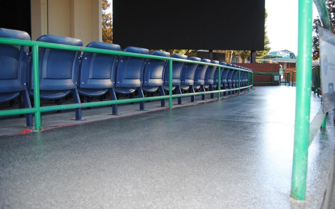 Commercial Concrete Polishing Creates the Professional Look Your Customers Want to See…