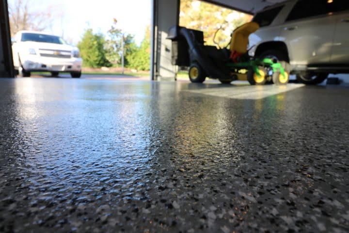 Choosing the Best Concrete Coating for Your Garage Floors. Epoxy vs Polyurea…