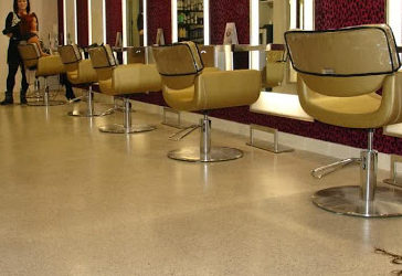 5 Reasons Why Concrete Floor Coatings Make Sense for Hair Salons…