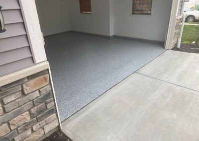 Aly Wilson of Covington Loves Her New Garage Floor! See Pics…