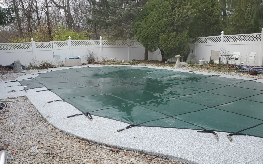 Tim Williams of West Chester, Ohio Gives Signature Coatings 5 Stars For Coating His Pool Deck! See Pics…