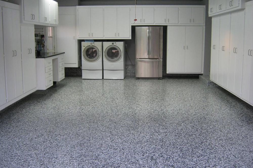 3 Floor Coating Options For a Mudroom or a Laundry Room….