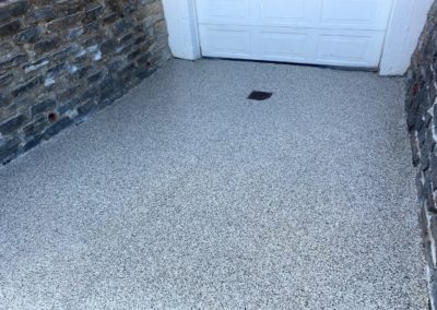 Chuck Weismann of Cincinnati, Ohio is Very Happy With His New Driveway! See Pics…